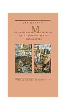 Abbildung von Assmann, Jan | Weisheit und Mysterium | 1. Auflage | 1999 | beck-shop.de