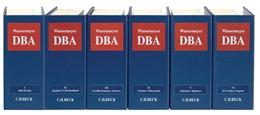 Abbildung von Wassermeyer | Doppelbesteuerung: DBA | 146. Auflage | 2019 | Loseblatt-Kommentar zu allen d...