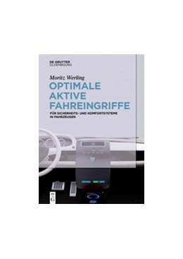 Abbildung von Werling | Optimale aktive Fahreingriffe | 2017 | für Sicherheits- und Komfortsy...