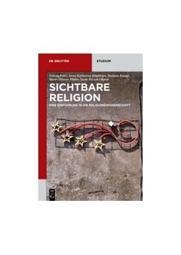 Abbildung von Mäder / Fritz | Sichtbare Religion | 1. Auflage | 2018 | beck-shop.de