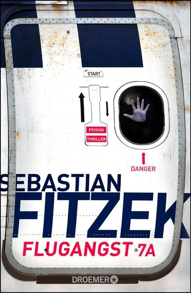 Flugangst 7A | Fitzek, 2017 | Buch (Cover)