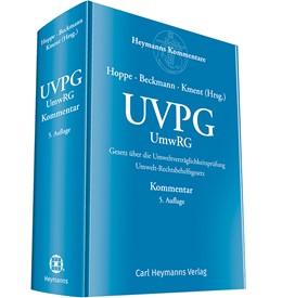 Abbildung von Hoppe / Beckmann / Kment (Hrsg.) | UVPG / UmwRG | 5. Auflage | 2018 | Gesetz über die Umweltverträgl...