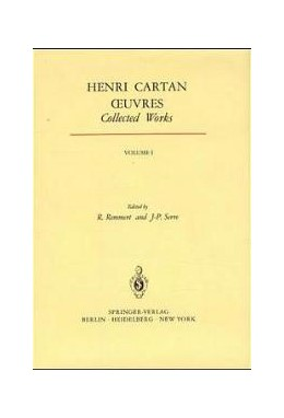 Abbildung von Cartan / Remmert / Serre | Oeuvres - Collected Works I | 1979