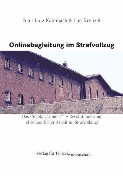 Onlinebegleitung im Strafvollzug | Kalmbach / Krenzel, 2017 | Buch (Cover)