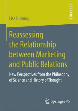 Abbildung von Dühring   Reassessing the Relationship between Marketing and Public Relations   1. Auflage   2017   beck-shop.de