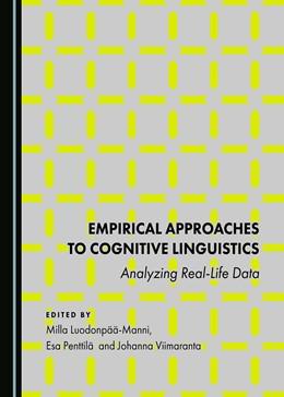 Abbildung von Luodonpää-Manni / Penttilä | Empirical Approaches to Cognitive Linguistics | 1. Auflage | 2017 | beck-shop.de