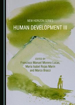 Abbildung von Lucas / Marin | Human Development III | 1. Auflage | 2017 | beck-shop.de