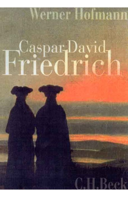 Cover: Werner Hofmann, Caspar David Friedrich