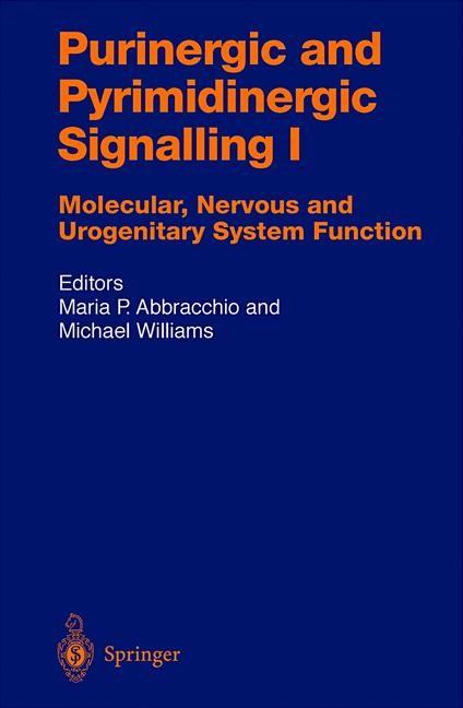 Abbildung von Abracchio / Williams | Purinergic and Pyrimidinergic Signalling | 2001