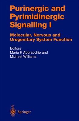 Abbildung von Abracchio / Williams | Purinergic and Pyrimidinergic Signalling | 2001 | Molecular, Nervous and Urogeni... | 151 / 1