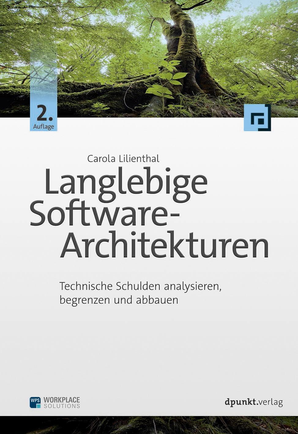 Langlebige Software-Architekturen | Lilienthal | 2., überarbeitete und erweiterte Aufl, 2017 | Buch (Cover)