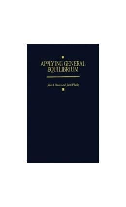 Abbildung von Shoven / Whalley | Applying General Equilibrium | 1992
