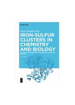 Abbildung von Rouault   Biochemistry, Biosynthesis and Human Diseases   2. Auflage   2017   beck-shop.de