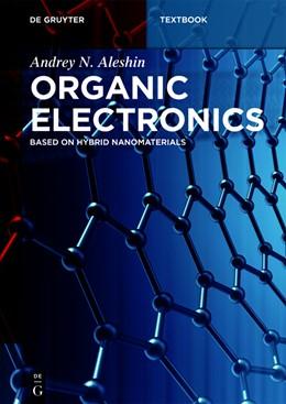 Abbildung von Aleshin | Organic Electronics | 1. Auflage | 2022 | beck-shop.de