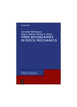 Abbildung von Meirmanov / Galtsev / Zimin   Free Boundaries in Rock Mechanics   2017