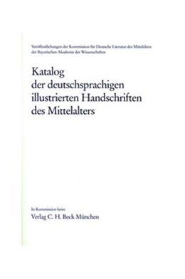 Abbildung von Katalog der deutschsprachigen illustrierten Handschriften des Mittelalters Band 8, Lfg. 5 | 1. Auflage | 2020 | beck-shop.de