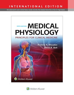 Abbildung von Rhoades / Bell | Medical Physiology, International Edition | 5. Auflage | 2017 | Principles for Clinical Medici...