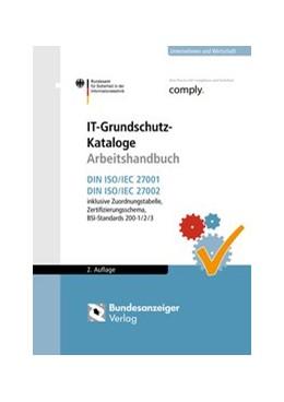 Abbildung von IT-Grundschutz Arbeitshandbuch | 2. Auflage | 2017 | beck-shop.de