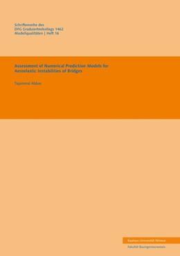 Abbildung von Abbas | Assessment of Numerical Prediction Models for Aeroelastic Instabilities of Bridges | 2017