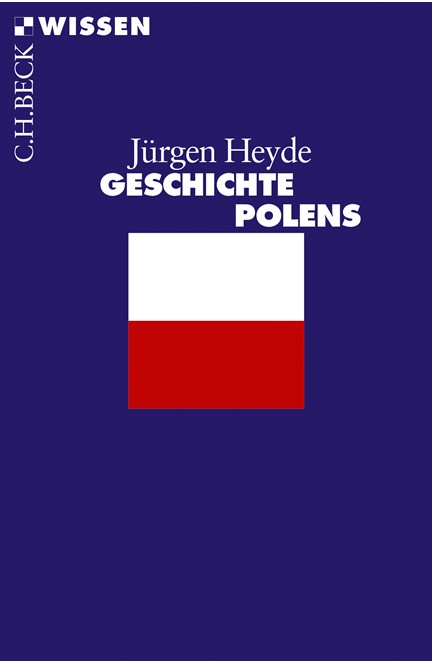 Cover: Jürgen Heyde, Geschichte Polens