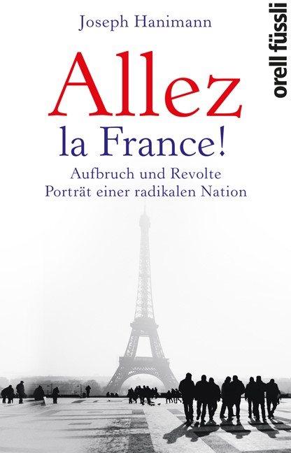 Allez la France!   Hanimann, 2017   Buch (Cover)