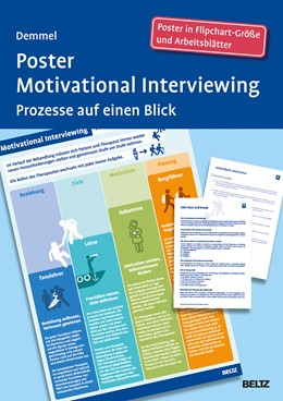 Abbildung von Demmel | Poster Motivational Interviewing | 1. Auflage | 2017 | beck-shop.de