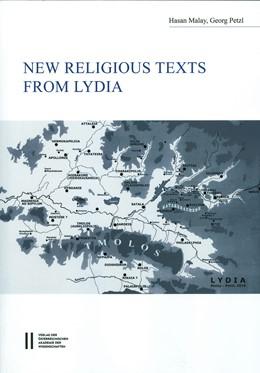Abbildung von Malay / Petzl | New Religious Texts from Lydia | 2017 | 497