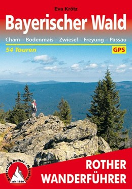 Abbildung von Krötz   Bayerischer Wald   8. Auflage   2017   beck-shop.de
