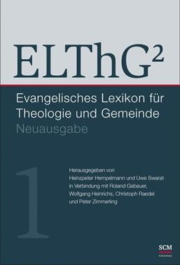 Abbildung von Hempelmann / Swarat   ELThG² - Band 1   1. Auflage   2017   beck-shop.de