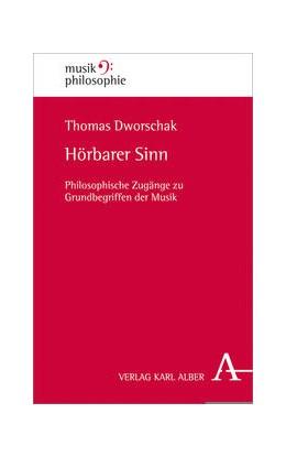 Abbildung von Dworschak | Hörbarer Sinn | 1. Auflage | 2017 | beck-shop.de