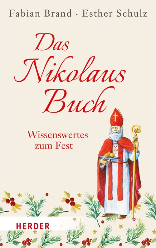 Das Nikolaus-Buch | Brand / Schulz, 2017 | Buch (Cover)