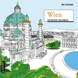 Abbildung von MALRegional - Wien | 2017 | Lieblingsstadt zum Ausmalen