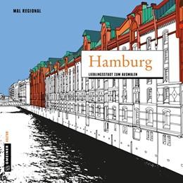 Abbildung von MALRegional - Hamburg | 2017 | Lieblingsstadt zum Ausmalen