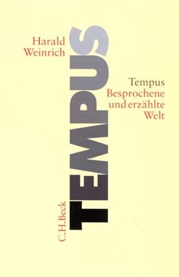 Abbildung von Weinrich, Harald | Tempus | 6. Auflage | 2001 | beck-shop.de