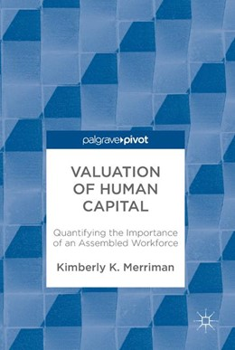 Abbildung von Merriman | Valuation of Human Capital | 1st ed. 2017 | 2017 | Quantifying the Importance of ...