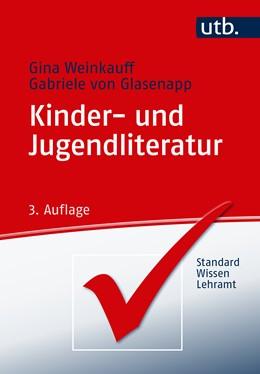 Abbildung von Weinkauff / von Glasenapp | Kinder- und Jugendliteratur | 1. Auflage | 2017 | 3345 | beck-shop.de