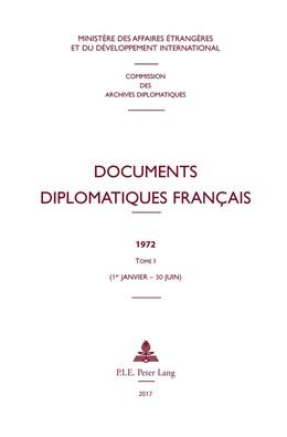 Abbildung von Documents diplomatiques français | 1. Auflage | 2017 | beck-shop.de