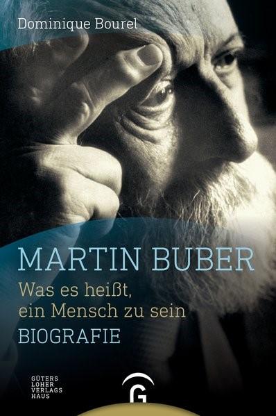 Martin Buber | Bourel, 2017 | Buch (Cover)