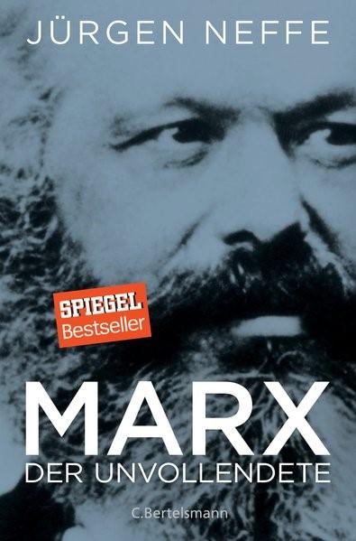 Marx. Der Unvollendete | Neffe, 2017 | Buch (Cover)