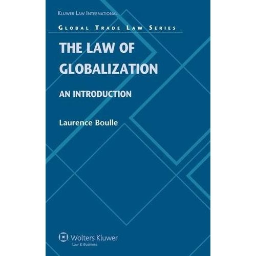 The Law of Globalization | Boulle, 2009 | Buch (Cover)