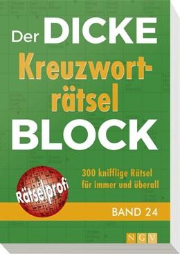 Abbildung von Der dicke Kreuzworträtsel-Block Band 24 | 2017