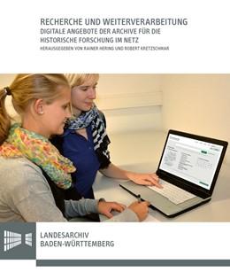 Abbildung von Hering / Kretzschmar | Recherche und Weiterverarbeitung | 2017 | Beiträge einer Sektion auf dem...