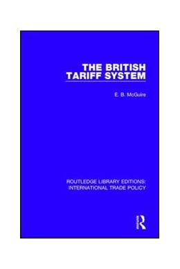 Abbildung von McGuire | The British Tariff System | 2017 | 5