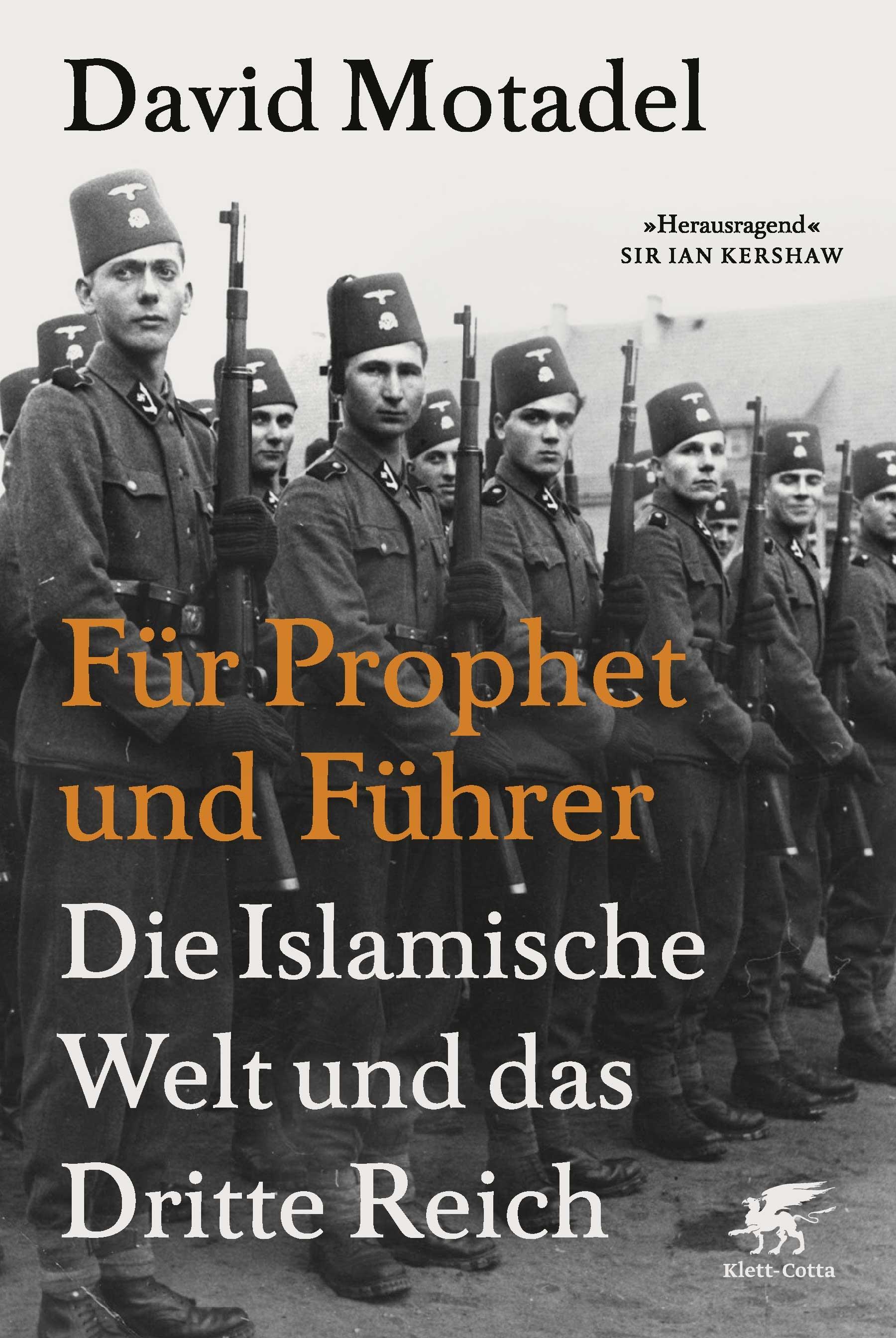 Für Prophet und Führer | Motadel, 2017 | Buch (Cover)
