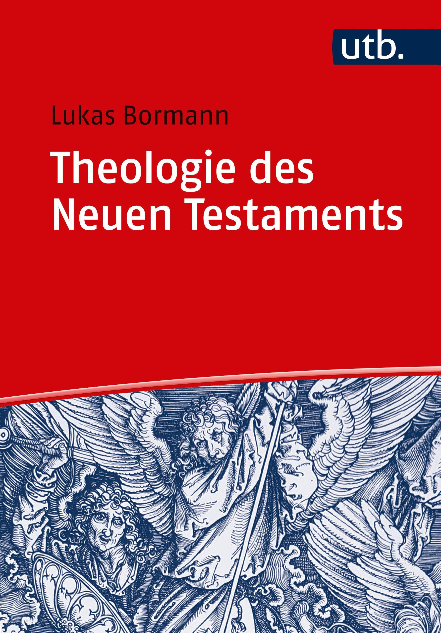Theologie des Neuen Testaments | Bormann, 2017 | Buch (Cover)