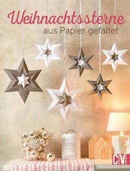 Abbildung von Moras | Weihnachtssterne aus Papier gefaltet | 2017