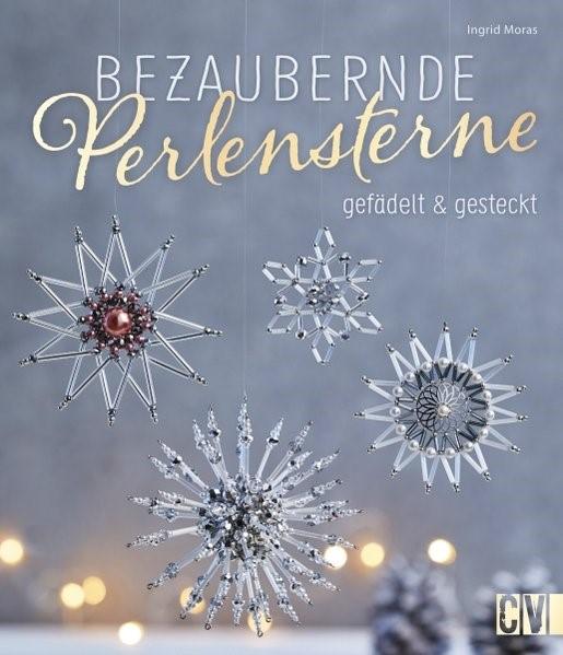 Bezaubernde Perlensterne   Moras, 2017   Buch (Cover)