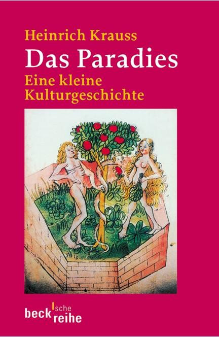 Cover: Heinrich Krauss, Das Paradies