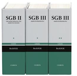 Abbildung von Gagel | SGB II / SGB III | 80. Auflage | 2021 | beck-shop.de