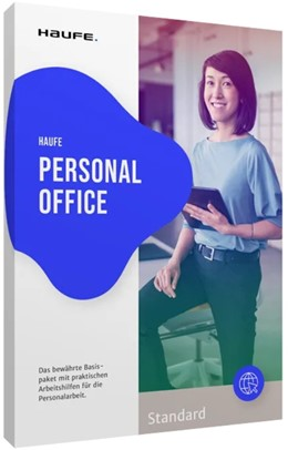 Abbildung von Haufe Personal Office Standard | 1. Auflage | | beck-shop.de